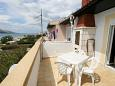 Terrace - Apartment A-6448-a - Apartments Pag (Pag) - 6448