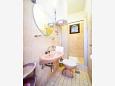 Zadar - Diklo, Bathroom 2 u smještaju tipa apartment, WIFI.