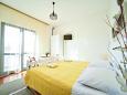 Zadar - Diklo, Bedroom 3 u smještaju tipa apartment, WIFI.