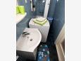 Bathroom - Studio flat AS-6475-b - Apartments Pag (Pag) - 6475
