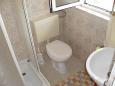 Bathroom - Studio flat AS-648-a - Apartments Orebić (Pelješac) - 648