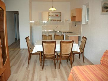 Apartment A-6480-a - Apartments Zaton (Krka) - 6480