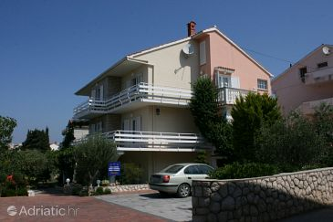 Property Novalja (Pag) - Accommodation 6481 - Apartments and Rooms with pebble beach.