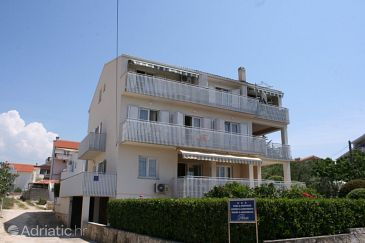 Property Novalja (Pag) - Accommodation 6482 - Apartments and Rooms with pebble beach.