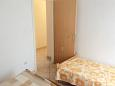 Novalja, Bedroom 2 u smještaju tipa apartment, dopusteni kucni ljubimci i WIFI.