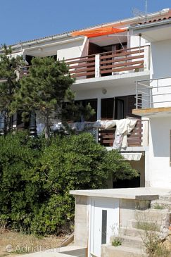 Property Pag (Pag) - Accommodation 6511 - Apartments with pebble beach.