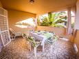 Taras - Apartament A-6516-a - Apartamenty Mandre (Pag) - 6516