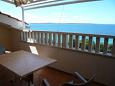Terrace - view - Apartment A-6518-d - Apartments Mandre (Pag) - 6518