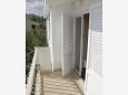 Balcony - Apartment A-652-a - Apartments Pisak (Omiš) - 652