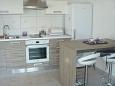 Kitchen - Studio flat AS-652-a - Apartments Pisak (Omiš) - 652