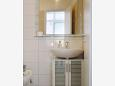 Bathroom - Studio flat AS-652-a - Apartments Pisak (Omiš) - 652