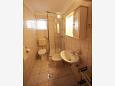 Bathroom - Apartment A-6531-a - Apartments Seline (Paklenica) - 6531