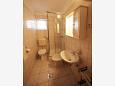 Seline, Bathroom u smještaju tipa apartment, WIFI.