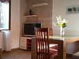 Dining room - Apartment A-6544-a - Apartments Seline (Paklenica) - 6544
