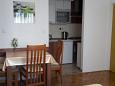 Dining room - Studio flat AS-6544-a - Apartments Seline (Paklenica) - 6544