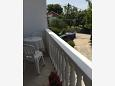 Balcony - Studio flat AS-6563-a - Apartments Starigrad (Paklenica) - 6563