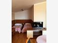 Bedroom - Studio flat AS-6563-a - Apartments Starigrad (Paklenica) - 6563