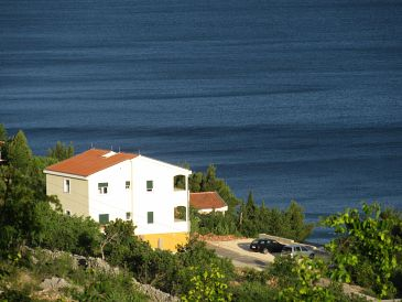 Property Kozjača (Paklenica) - Accommodation 6565 - Apartments with rocky beach.