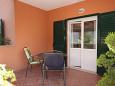 Terrace 2 - Apartment A-6574-a - Apartments Seline (Paklenica) - 6574