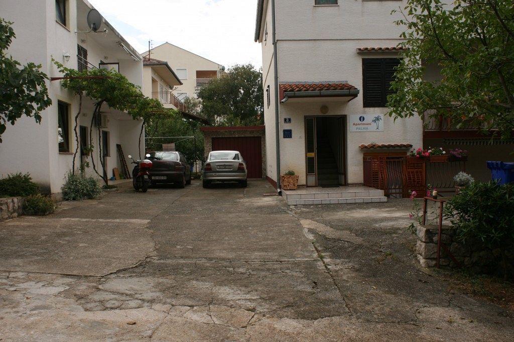 Štúdio s parkoviskom v meste Starigrad - 6579