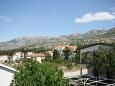 Shared terrace - view - Studio flat AS-6580-c - Apartments and Rooms Starigrad (Paklenica) - 6580