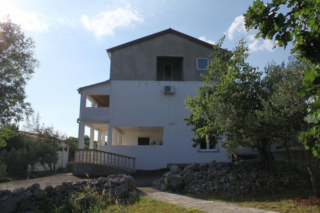Apartmány s parkoviskom v meste Starigrad - 6587