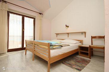 Starigrad, Bedroom u smještaju tipa room, WIFI.