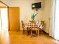 Dining room - Apartment A-6595-c - Apartments Starigrad (Paklenica) - 6595