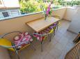 Balcony - Apartment A-6595-d - Apartments Starigrad (Paklenica) - 6595