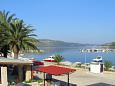 Balcony 2 - view - Apartment A-6597-a - Apartments Seget Vranjica (Trogir) - 6597