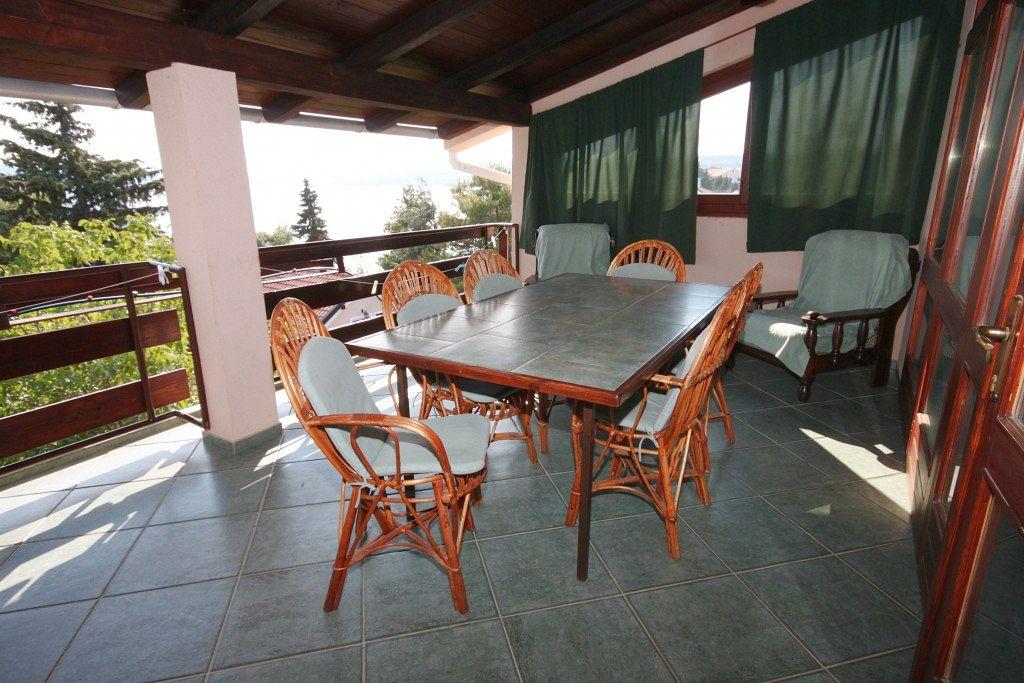Apartmán na pláži v meste Maslenica - 6602