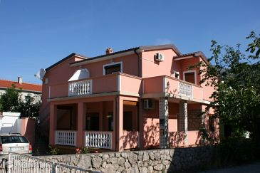 Property Starigrad (Paklenica) - Accommodation 6605 - Apartments with pebble beach.