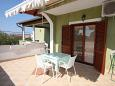Terrace - Apartment A-6606-d - Apartments and Rooms Starigrad (Paklenica) - 6606