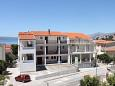 Terrace - view - Apartment A-6612-e - Apartments Baška Voda (Makarska) - 6612