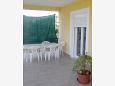 Terrace - Apartment A-6623-g - Apartments Starigrad (Paklenica) - 6623