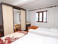 Bedroom 1 - Apartment A-6631-a - Apartments Lađin Porat (Paklenica) - 6631