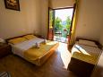 Bedroom - Room S-6634-d - Apartments and Rooms Starigrad (Paklenica) - 6634