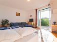 Bedroom 1 - Apartment A-6646-a - Apartments Podgora (Makarska) - 6646