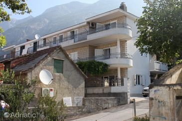 Makarska, Makarska, Property 6654 - Apartments with pebble beach.
