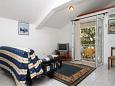 Living room - Apartment A-6658-b - Apartments Drvenik Donja vala (Makarska) - 6658