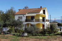 Апартаменты с парковкой Privlaka (Zadar) - 667