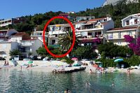 Apartments by the sea Podgora (Makarska) - 6670