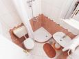 Bathroom 2 - Apartment A-6671-a - Apartments and Rooms Podgora (Makarska) - 6671