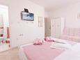 Bedroom 2 - Apartment A-6671-a - Apartments and Rooms Podgora (Makarska) - 6671