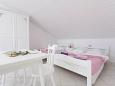 Bedroom - Studio flat AS-6671-a - Apartments and Rooms Podgora (Makarska) - 6671