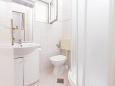 Bathroom 2 - Room S-6671-a - Apartments and Rooms Podgora (Makarska) - 6671