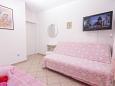 Bedroom 2 - Room S-6671-a - Apartments and Rooms Podgora (Makarska) - 6671
