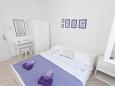 Bedroom 3 - Room S-6671-a - Apartments and Rooms Podgora (Makarska) - 6671