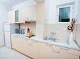 Kitchen - Apartment A-6672-a - Apartments Podgora (Makarska) - 6672