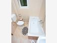 Bathroom - Apartment A-6672-a - Apartments Podgora (Makarska) - 6672